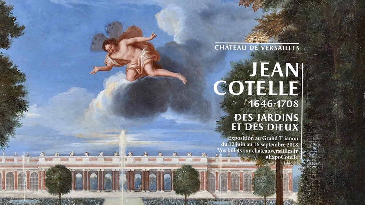 Château de Versailles – Exposition Jean Cotelle