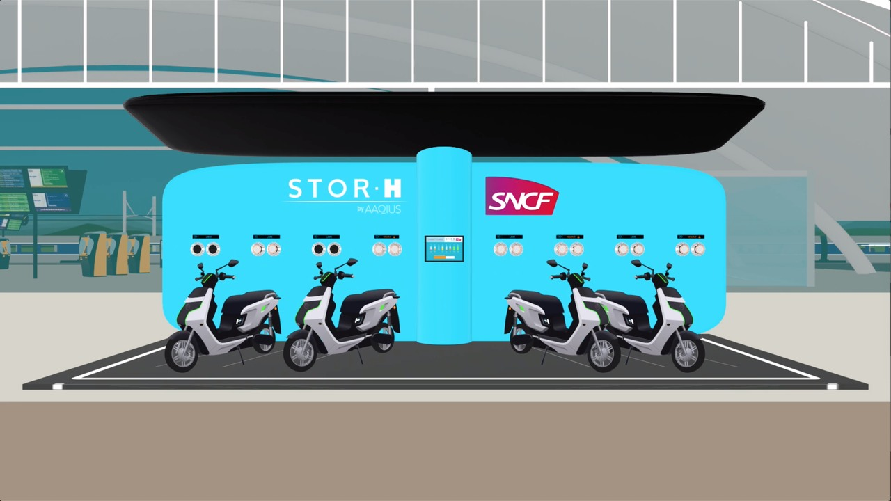 Stor-H by Aaqius / SNCF